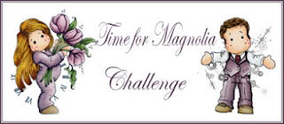 Time for  Magnolia Challenge