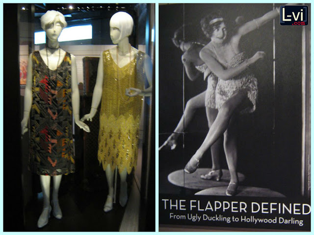 Flapper defined - The roaring 20s exhibition by Lucebuona