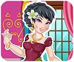 Trang điểm công chúa, chơi game trang điểm