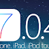 Download Firmware iOS 7.04 For iPhone, iPad, iPod Touch