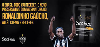 Really!! Ronaldinho Now Has a Condom Line