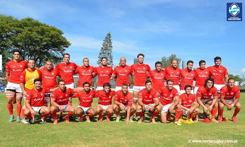 Seleccionado Mayor de la Unión de Rugby de Córdoba