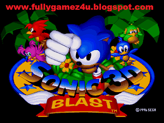 Download Free Sonic 3D Blast game