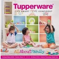 Tupperware Promo Februari 2015