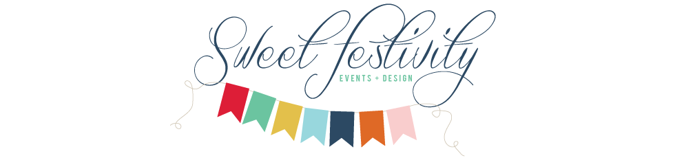 Sweet Festivity | Events + Design