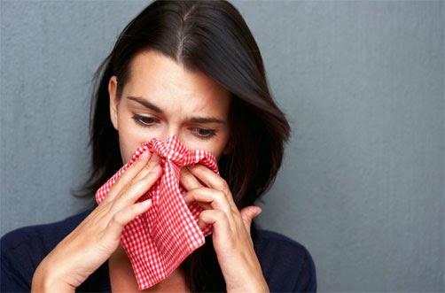 Tratamiento contra la rinitis alérgica estacional