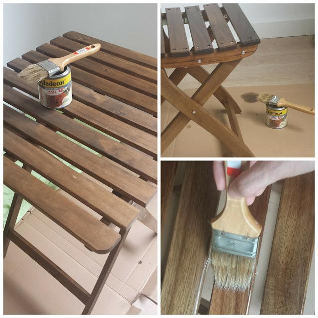 preparar la madera para la intemperie