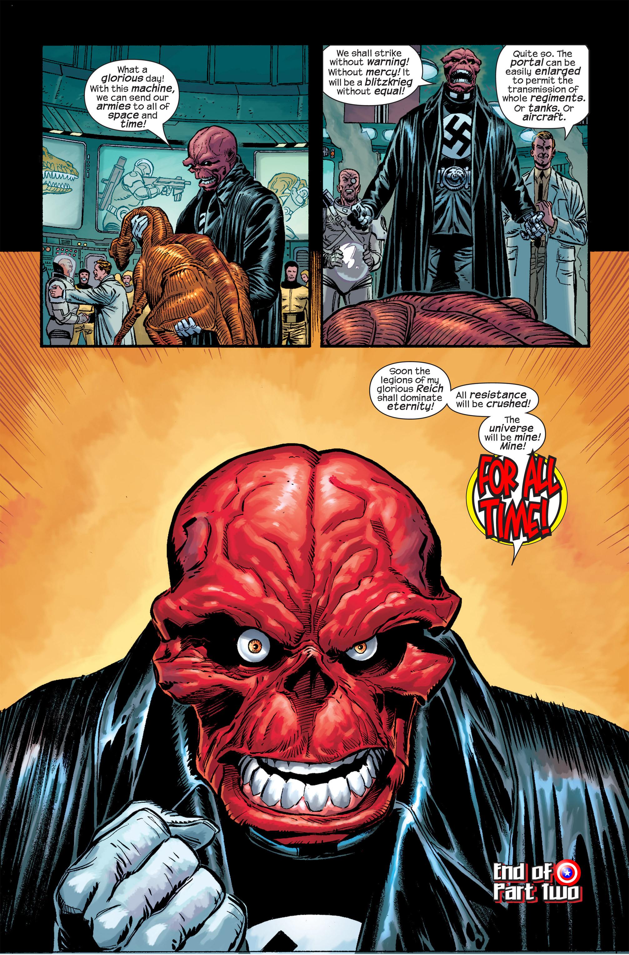 Captain America (2002) Issue #18 #19 - English 23