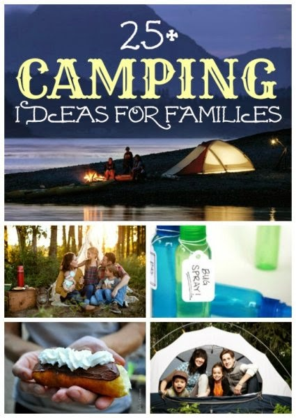 25+ Fun Camping Ideas for Families