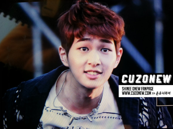 onew shinee x beatburger umf 130615