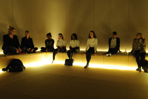 Silence Room, Selfridges