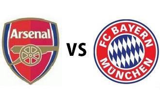 Hasil Pertandingan Bayern Munchen vs Arsenal | Leg 2 Babak 16 Besar Liga Champions 2013