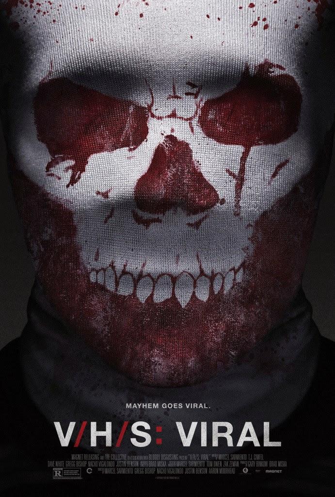 VHS: Viral (2014) Varios directores.