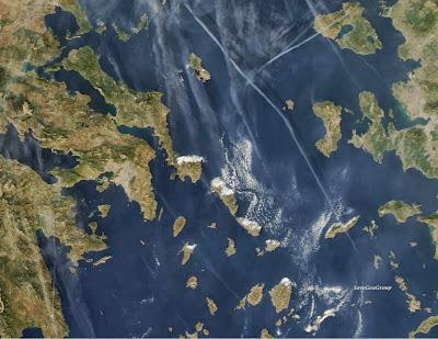 Πανικός στον Ελληνικό ουρανό!!! Η Ελλάδα στο μάτι των ψεκαστών και σήμερα!!!