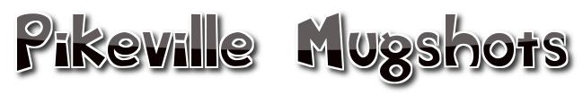 Pikeville Mugshots
