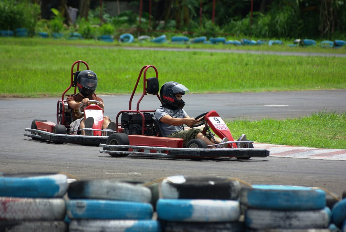 Go-Karting at Kartzone