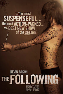 The Following Poster 07 Download   The Following 1 Temporada Episódio 01   (S01E01)