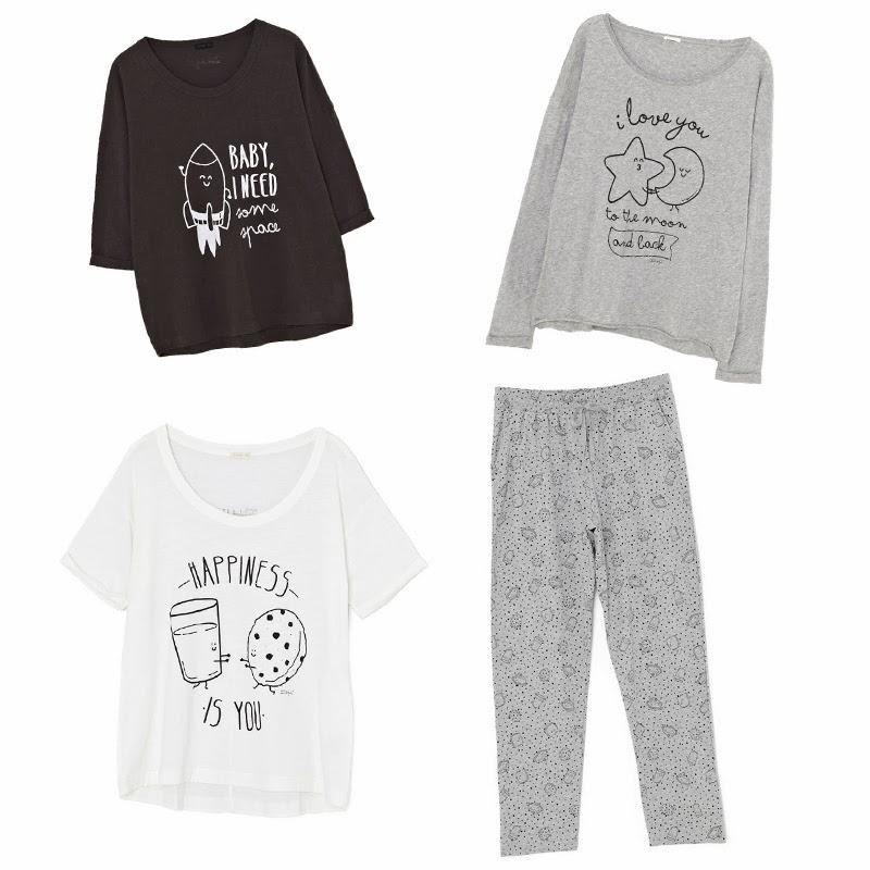 Mr. Wonderful, Oysho, pijamas