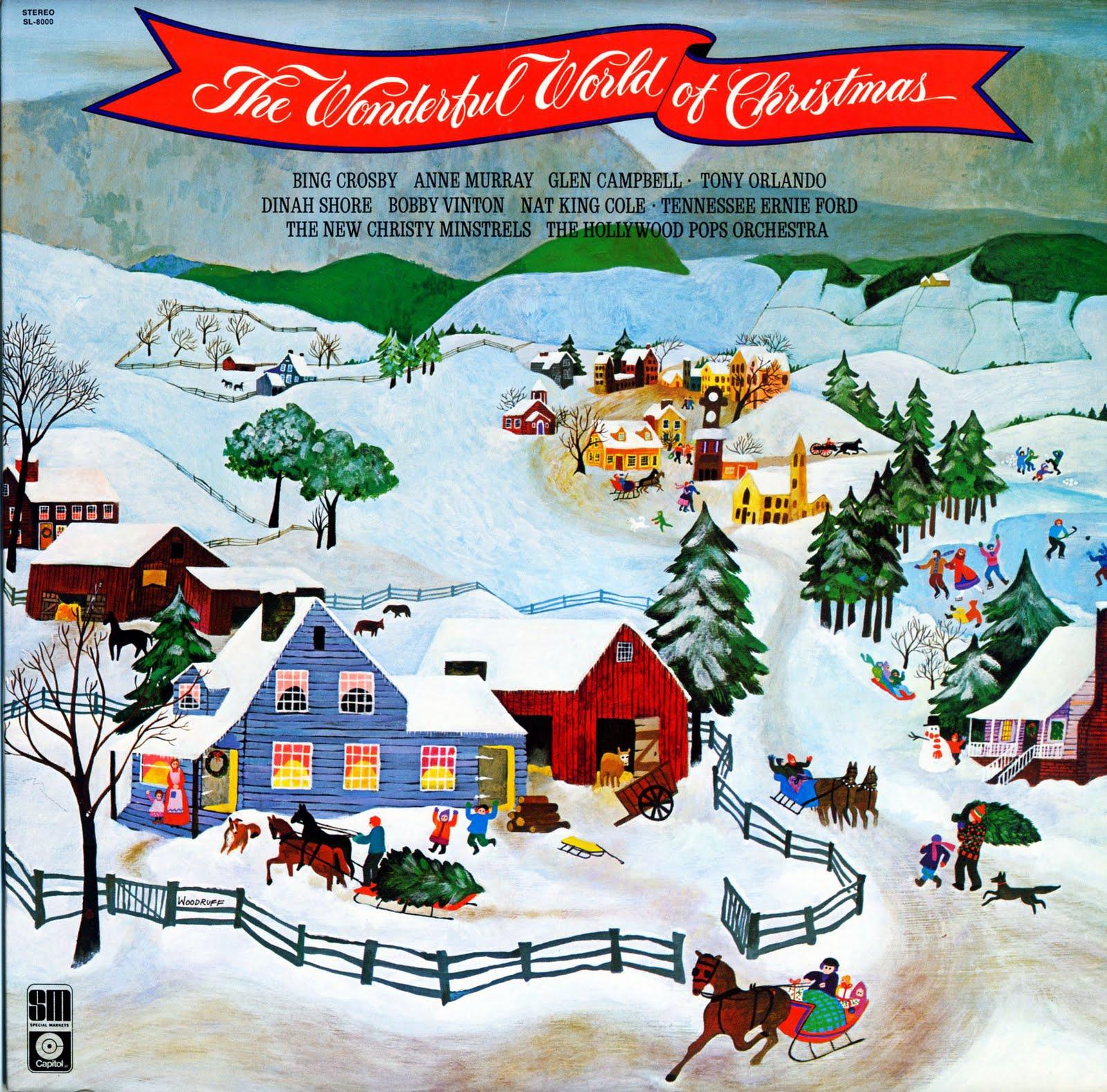 Firestone Seasons Greetings Premium Records | Unforgettable ...