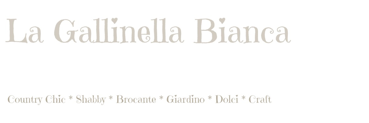 La Gallinella Bianca