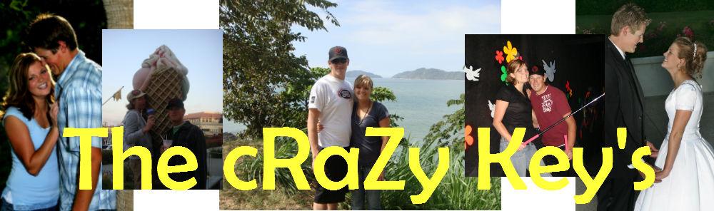 The Crazy Key's