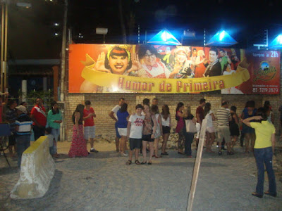 Show de Humor na Lupus Bier - Fortaleza - CE