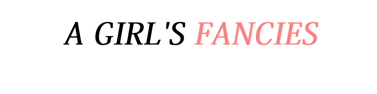 A Girl's Fancies | Beauty, Fashion and Lifestyle Blog.