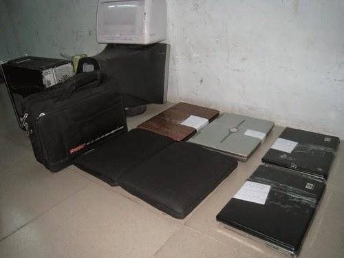 TP. Pleiku: Chưa kịp tiêu thụ tài sản ăn trộm đã bị bắt