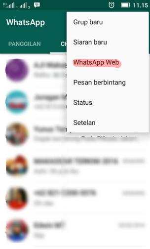 Instan Masseging yang satu ini memang digemari banyak kalangan Cara Membuka WhatsApp di Komputer