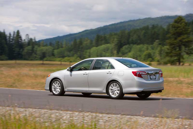 2012 Toyota Camry XLE - Subcompact Culture