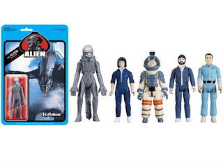 SSVN10005 Super 7 Alien ReAction Figures available for preorder