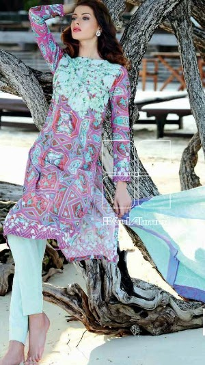 Gul Ahmed Fashion 2014-15 Volume-2