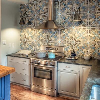 Terra antiqva azulejos hidraulicos azulejos zaragoza for Azulejo hidraulico bano