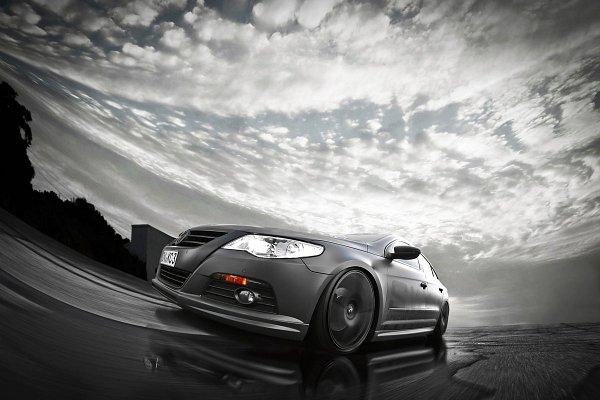 2011 Volkswagen Passat KBR Motorsport