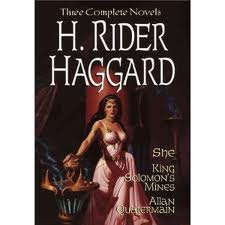 she by haggard essays Inner beauty in h rider haggard's novel, she essay more about essay on analysis of she walks in beauty analysis of she walks in beauty by lord byron essay.