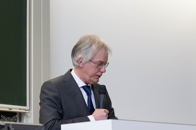 Professor Johan Goud (University of Utrecht)