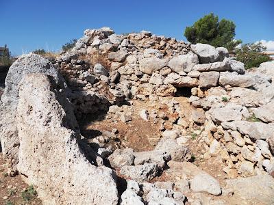 Talayot settlement of S'Illot Mallorca