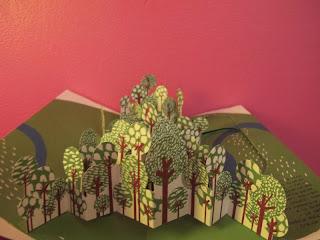 Nella Foresta del Bradipo, progetto cartotecnico di Louis Rigaud, Anouck Boisrobert