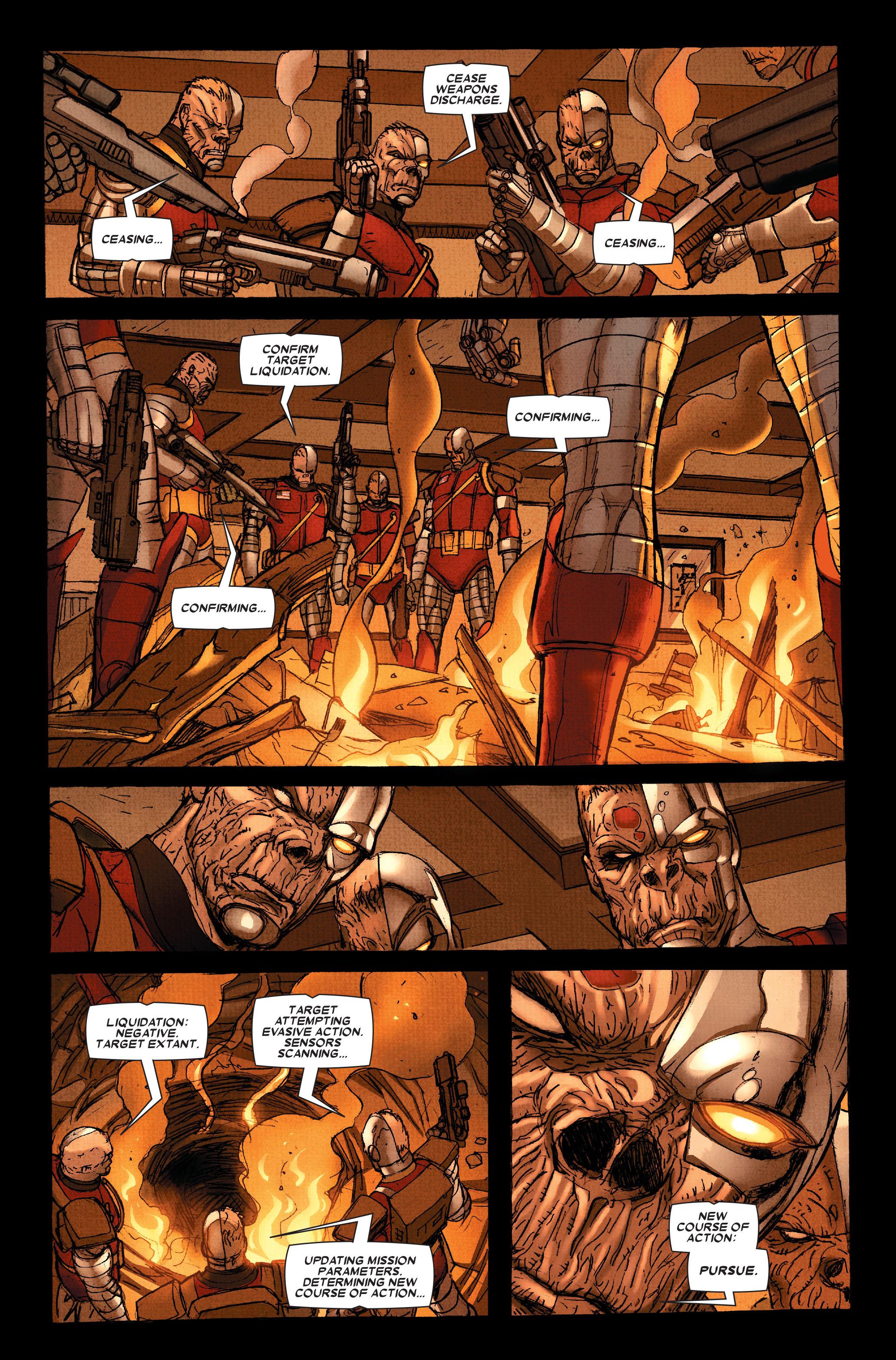 Wolverine: Weapon X #12 #5 - English 11