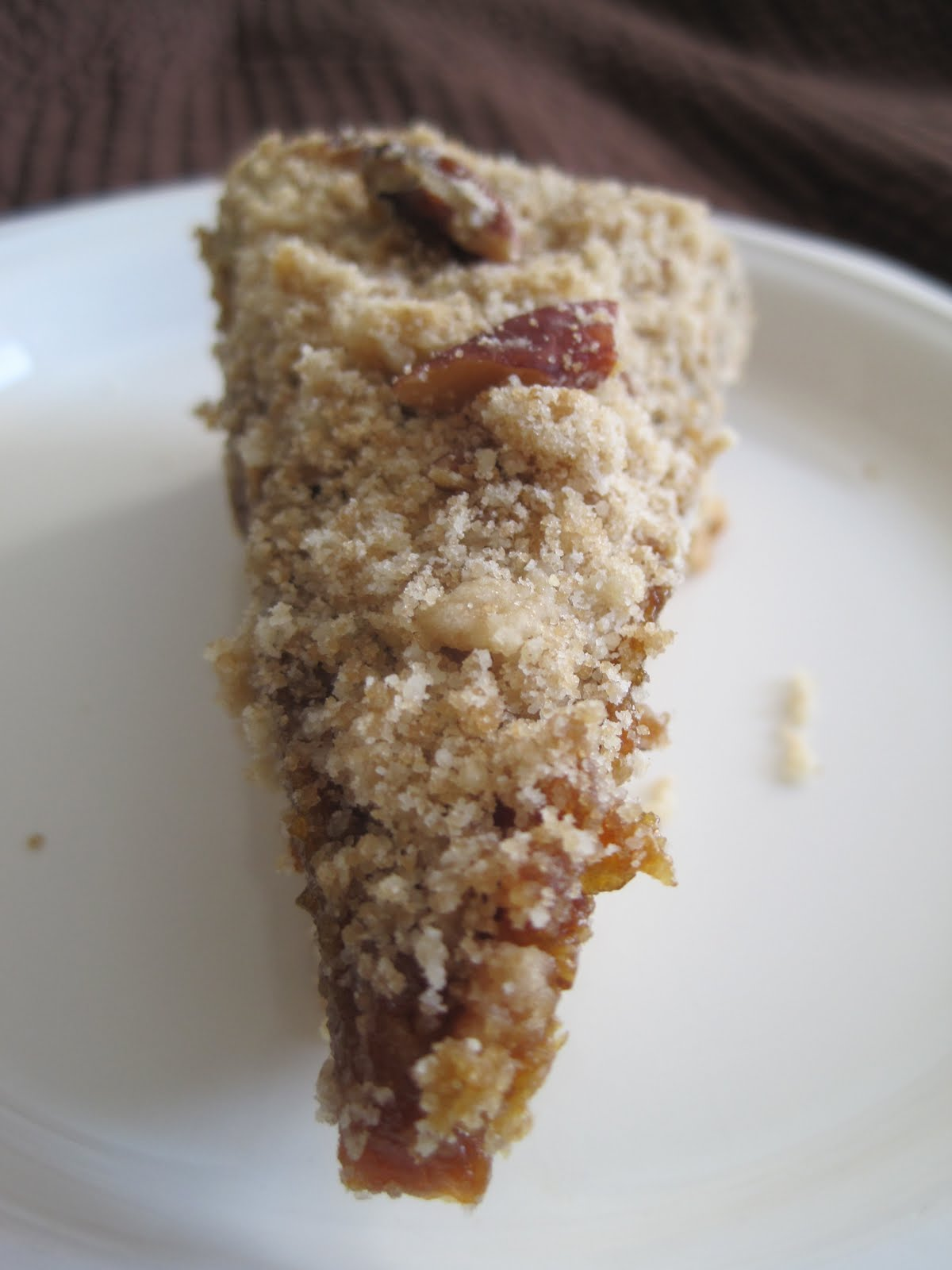 Apricot, Rosemary and Hazelnut Bars - A Parisian Journey