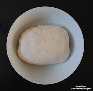 faire pain levain maison recette