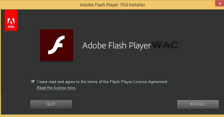 adobe updater for windows 7