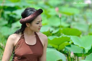 Thai nha van lo nhu hoa 023 Trọn bộ ảnh Thái Nhã Vân lộ nhũ hoa cực đẹp