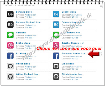 Onde encontrar  ícones grátis,ícone rede social personalizado grátis