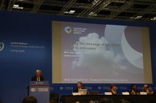 IPCC報告主要編輯之一Øyvind Christopherson