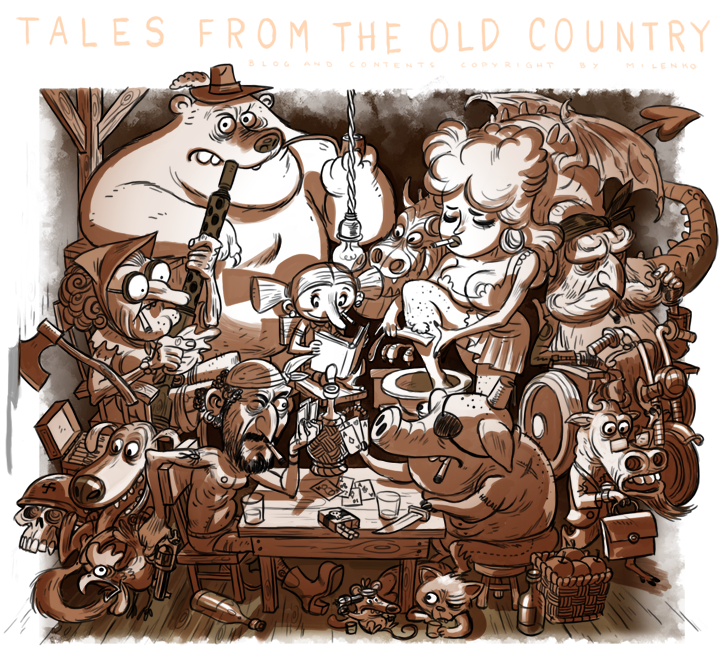 Tales from the old country