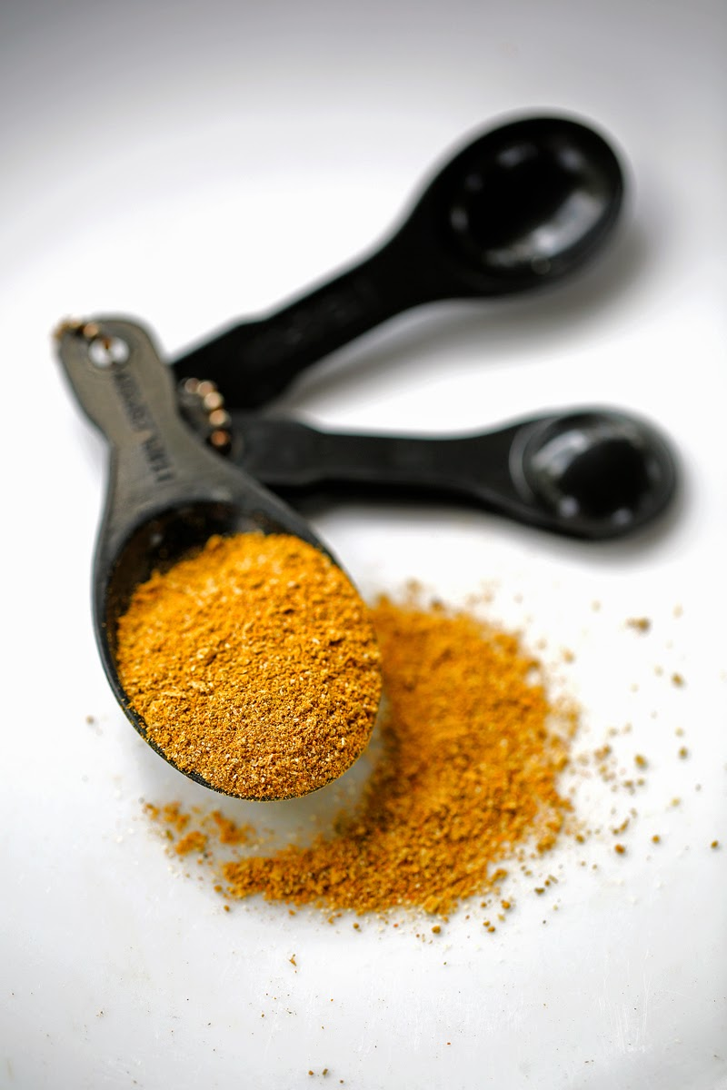 TCV Cancer Shake: A Spice Blend with LOTS of Antioxidants