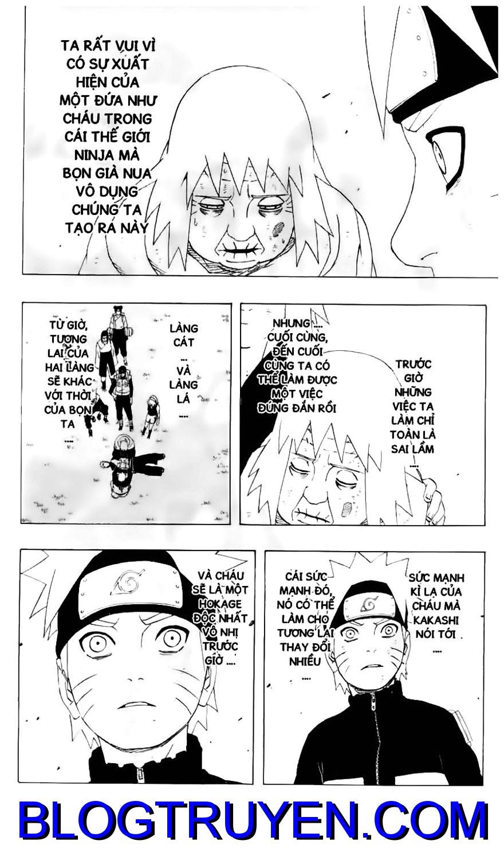 Naruto chap 280 Trang 10 - Mangak.info