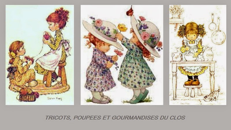 Tricots, poupées et gourmandises du Clos