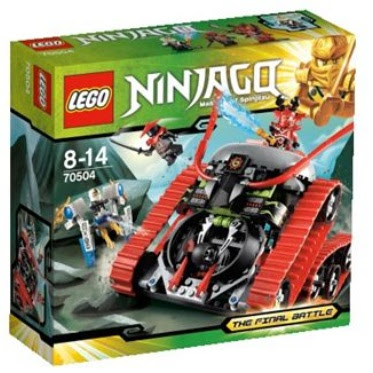Ninjago 2013 The Final Battle Sets